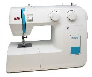 Alfa Next 40 Spring plus maquina de coser