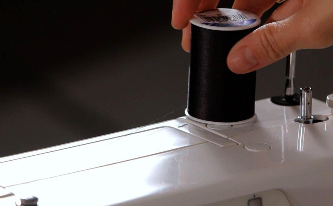 problemas frecuentes máquina de coser