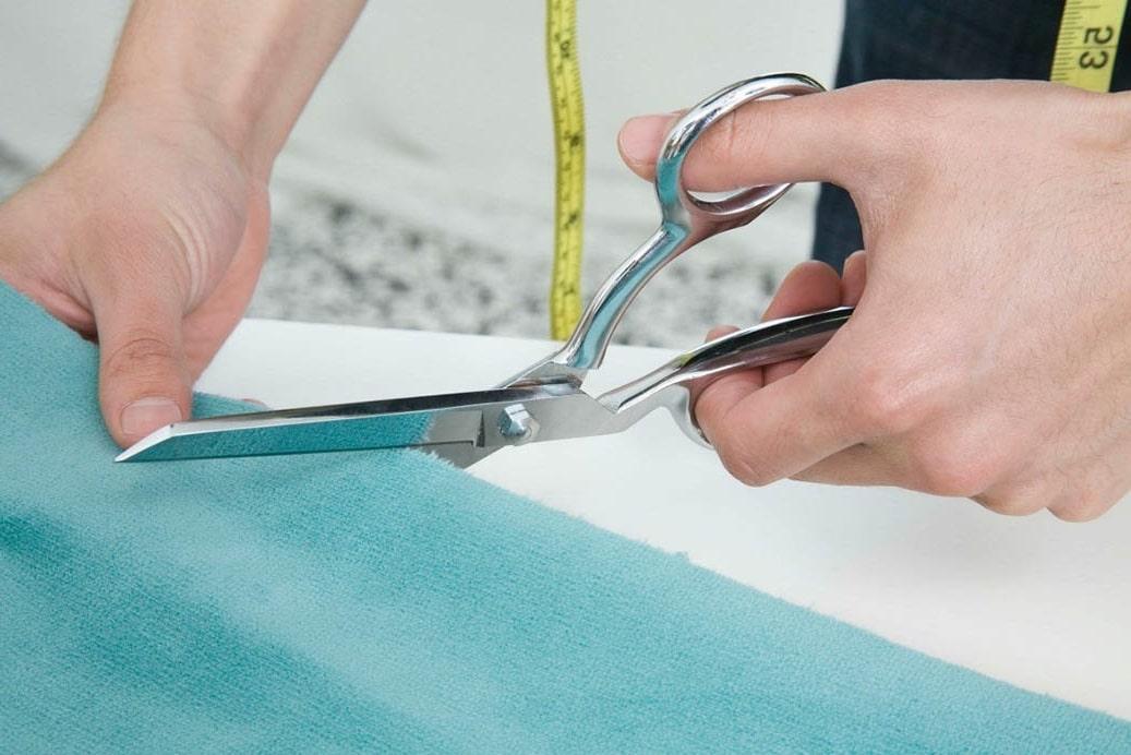 consejos para cortar perfectamente la tela