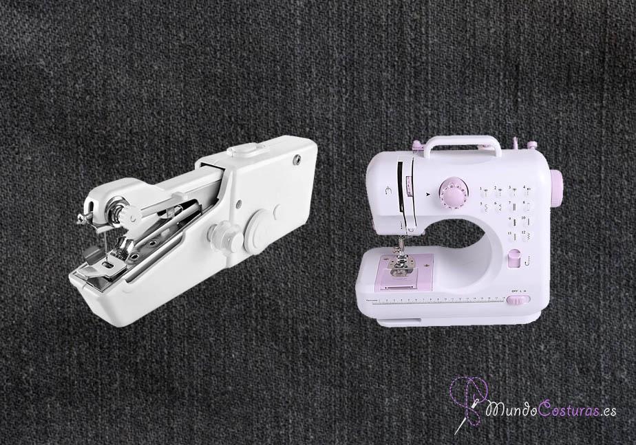 mejores máquinas de coser portátiles